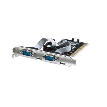 Manhattan Serial PCI Card 158213 product