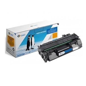 Тонер касета за HP LaserJet Enterprise M607 / M608 / M609 / MFP M631 / M632 / M633, Black, - CF237A - G&G - неоригинален, Заб.: 11000 брой копия image