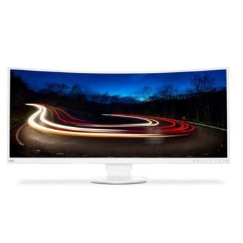 """Монитор NEC EX341R (60004499), 34"""" (86.36 cm) TN панел, QHD+, 5 ms, 290 cd/m2, DisplayPort, HDMI, USB 3.0 image"""