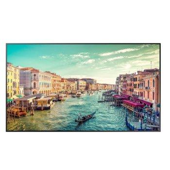 "Публичен дисплей Samsung LH65QMREBGCXEN, 65"" (165.1 cm) 4K UHD Edge LED BLU, HDMI, DVI-D image"
