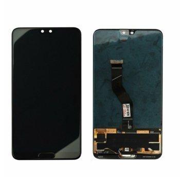 Дисплей за Huawei P20 Pro с тъч, оригинален, черен image