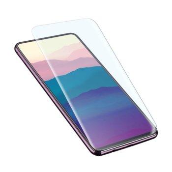 Протектор от закалено стъкло /Tempered Glass/ Cellular Line, за Samsung Galaxy A80 image