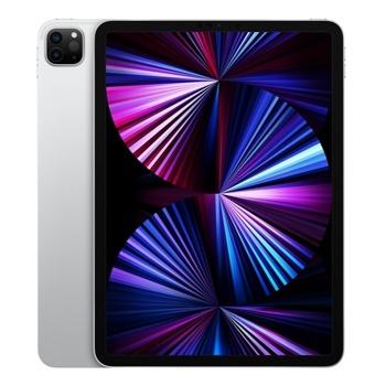 """Таблет Apple iPad Pro Wi-Fi (MHQV3HC/A)(сребрист), 11"""" (27.94 cm) Liquid Retina дисплей, осемядрен Apple A12Z Bionic, 8GB RAM, 256GB Flash памет, 12.0 + 10.0 MPix & 12.0 MPix камера, iPad OS, 466g image"""