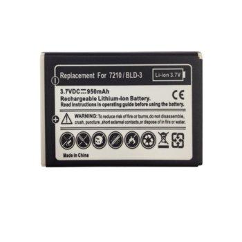 Батерия (заместител) Nokia 7210 -BLD3 950mAh/3.7V image