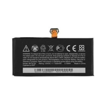 Батерия (оригинална) за HTC BK76100, HTC One V, 1500 mAh, 3.7V image