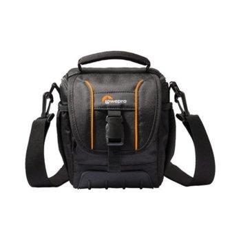 Чанта за фотоапарат Lowepro Adventura SH120 II за DSLR фотоапарати, черна image