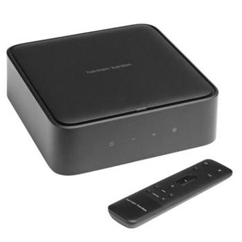 Аудио усилвател harman/kardon Citation AMP (46000139), 125W на канал на 8 ома, 200W на канал на 4 ома, 20Hz – 20kHz, Wi-Fi, Bluetooth, черен image