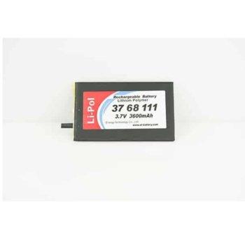 Литиева батерия BTS19902, 3.7V, 3600mAh, Li-polymer, 1бр. image
