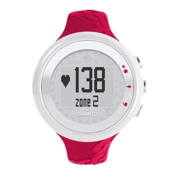 Часовник SUUNTO M2, вграден пулсомер, розов image