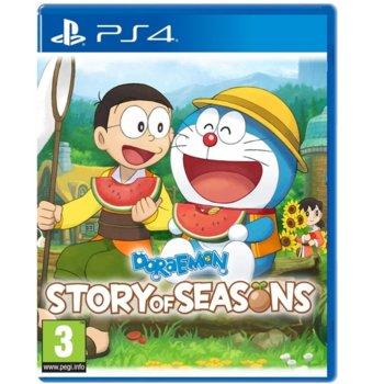 Игра за конзола Doraemon Story Of Seasons, за PS4 image