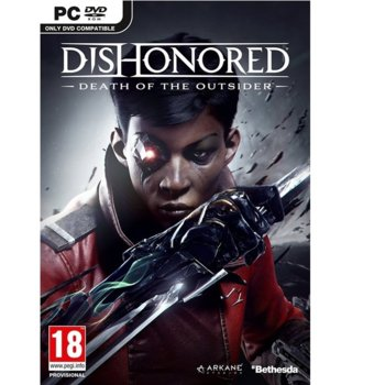 Игра Dishonored: Death of the Outsider, за PC image