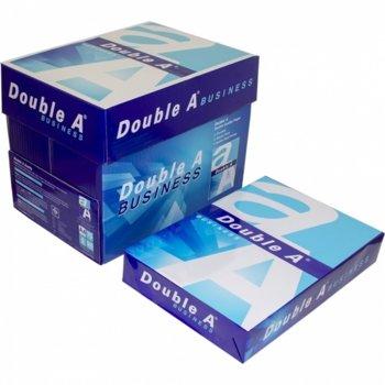 Хартия Double A Business 29900, A4, 70 g/m2, 500 листа, бяла image