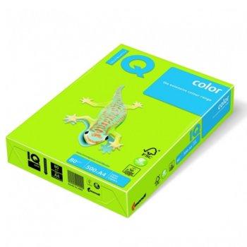 Хартия Mondi LG46, A4, 80 g/m2, 500 листа, зелена image