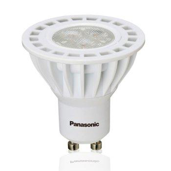 LED крушка Panasonic LDRHV4L27WG104EP, GU10, Spot, (3.7W), 230lm, 2700K image
