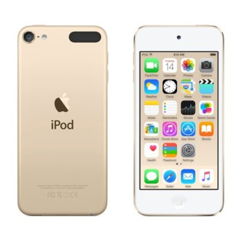 Плейър MP4 Apple iPod touch 32Gb gold product
