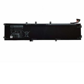 Батерия (оригинална) за лаптоп Dell XPS, съвместима с 15/9560/9570/Precision 5520/5530, 6-cell, 11.4V, 97Wh, 8500 mAh image