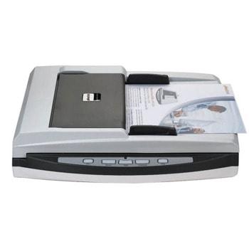 Скенер Plustek SmartOffice PL1530, 600dpi, A4, ADF, USB, ползваем от 2 PC едновременно image