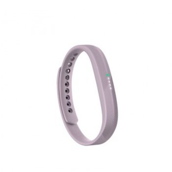 Смарт гривна Fitbit Flex 2, Bluetooth, LED Display, Mac OS X 10.6 (или по-нова), iPhone 4S (или по-нова), iPad 3 gen. (или по-нова), Android and Windows devices, лилава image