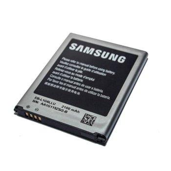 Батерия (оригинална) за телефон Samsung Galaxy S3 i9300, S3 Neo, Grand, Grand Neo, 3.8V/2100mAh, Bulk image