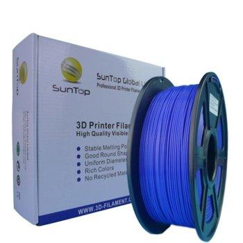 Консуматив за 3D принтер, PLA, 1.75mm, лилав, 1kg image