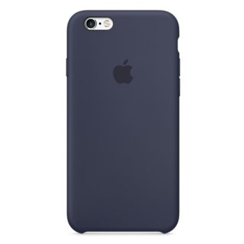Apple iPhone 6s Silicone Case - Midnight Blue product
