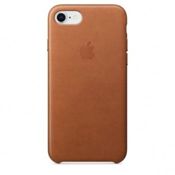 Apple iPhone 8/7 Leather Case Saddle Brown product