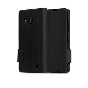 MS LUMIA 550 FLIP COVER BLACK product