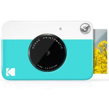 Фотоапарат Kodak Printomatic ZINK RODOMATICYL(син), 10 Mpix, MicroSDHC, USB image