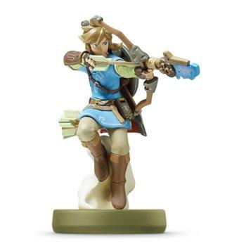 Фигура Nintendo Amiibo - Link Archer, за Nintendo 3DS/2DS, Wii U image