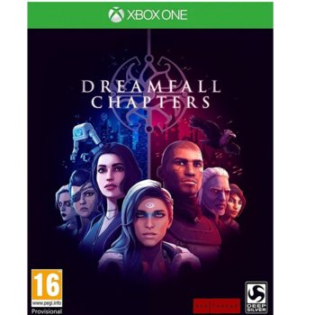 Dreamfall Chapters product