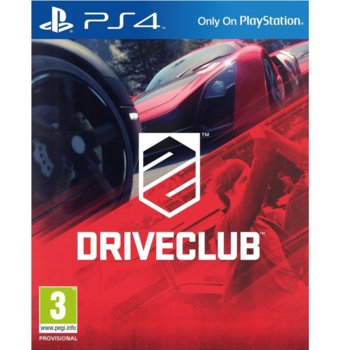 Driveclub Steelbook Edition product