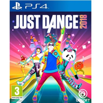 Just Dance 2018 product