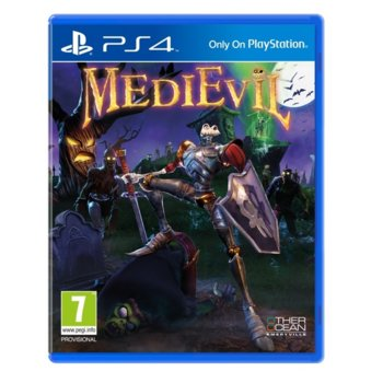 MediEvil PS4 product