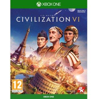 Игра за конзола Sid Meier's Civilization VI, за Xbox One image