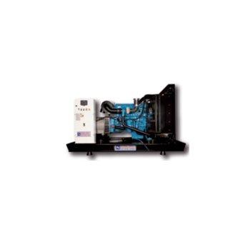 Дизелов генератор KJ POWER KJP 50, трифазен, двигател PERKINS, алтернатор SINCRO, 50kVA/40kW, водно охлаждане, 176л резервоар, беж кожух image