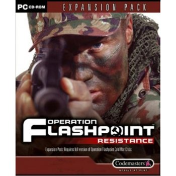 Operation Flashpoint: Resistance, за PC product