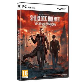 Sherlock Holmes: The Devils Daughter product