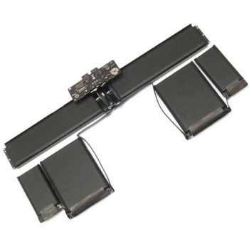 """Батерия (оригинална) за Лаптоп Apple Macbook Pro PRO 13"""" Retina 2012 2013 A1425, 11.21 V, 6600mAh image"""