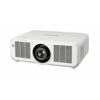 Проектор Panasonic PT-MW630LEJ, 3LCD, WXGA (1280×800), 3 000 000:1, 6500 lm, HDMI, VGA, RJ-45, USB, бял image