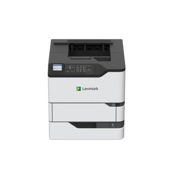 Лазерен принтер Lexmark B2865dw A4, монохромен, 1200 x 1200 dpi, 61 стр/мин, USB, LAN, A4 image