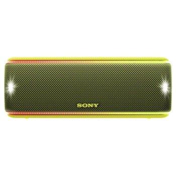 Sony SRS-XB31 Yellow SRSXB31Y.CE7 product