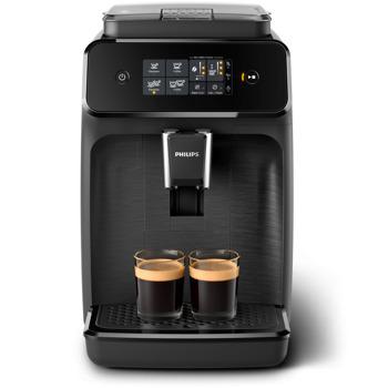 Кафемашина Philips EP1200/00, 1500W, 15 bar, сензорен дисплей, кафемелачка, черна image