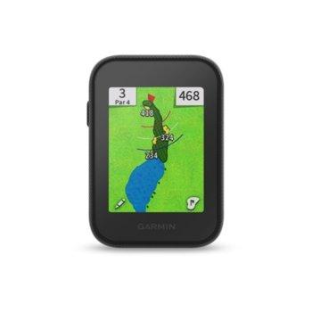 """Ръчна навигация за голф Garmin Approach G30, 2.3""""(5.84) трансфлективен сензорен дисплей, до 15 часа време за работа, GPS, USB, вградени карти с 40 000 игрища image"""