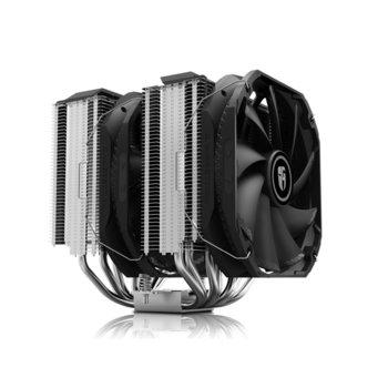 Охлаждане за процесор DeepCool ASSASSIN III, съвместимост със Intel LGA2066/2011-v3/2011/1151/1150/1155/1366 & AMD AM4/AM3+/AM3/AM2+/AM2/FM2+/FM2/FM1 image