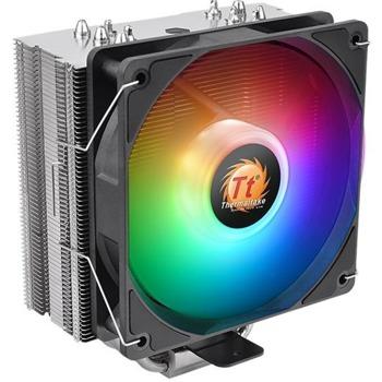 Охлаждане за процесор Thermaltake UX 210 ARGB (CL-P079-CA12SW-A), съвместимост със сокети Intel LGA 1200/115X & AMD AM4/AM3+/AM3/AM2+/AM2/FM2/FM1 image