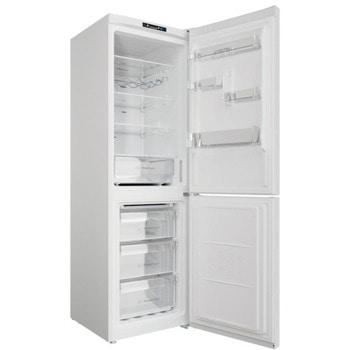 Хладилник с фризер Indesit INFC8 TI21W, клас F, 335 л. общ обем, свободностоящ, 315 kWh/годишно, осветление, бял image