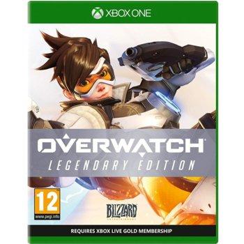 Игра за конзола Overwatch Legendary Edition, за Xbox One image