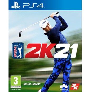 Игра за конзола PGA TOUR 2K21, за PS4 image