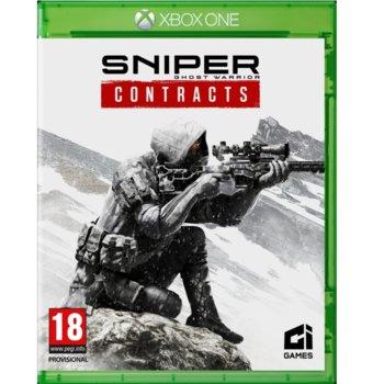 Игра за конзола Sniper Ghost Warrior Contracts, за Xbox One image