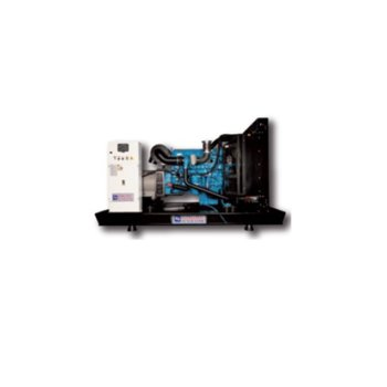 Дизелов генератор KJ POWER KJP 33, трифазен, двигател PERKINS, алтернатор SINCRO, 33kVA/26kW, 85л резервоар, без кожух image